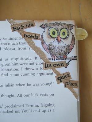 awesome corner bookmark