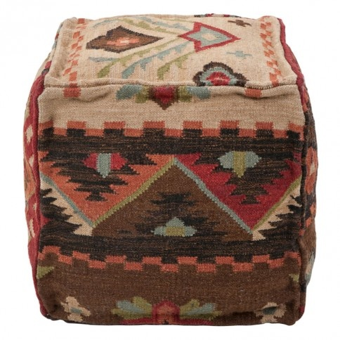 Pouf - Southwest Style. Made by Surya.