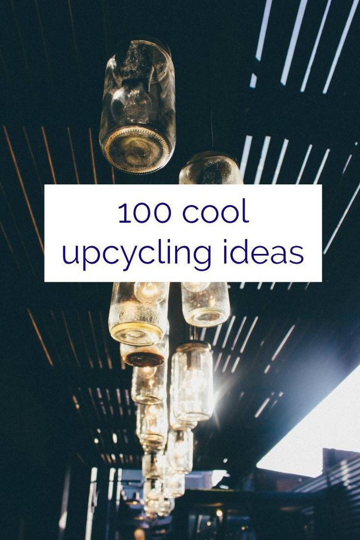 Making Art Out Of The Old: A Beginner's Guide To Upcycling - and 100 cool upcycling ideas at A beautiful space #upcycling #upcycle #upcycled #repurpose #repurposed #abeautifulspace