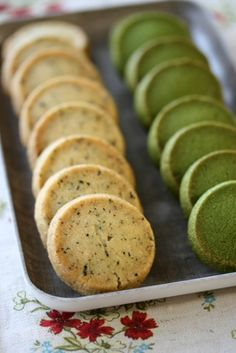 アールグレイのサブレのレシピ | キッチン | パンとお菓子のレシピポータル