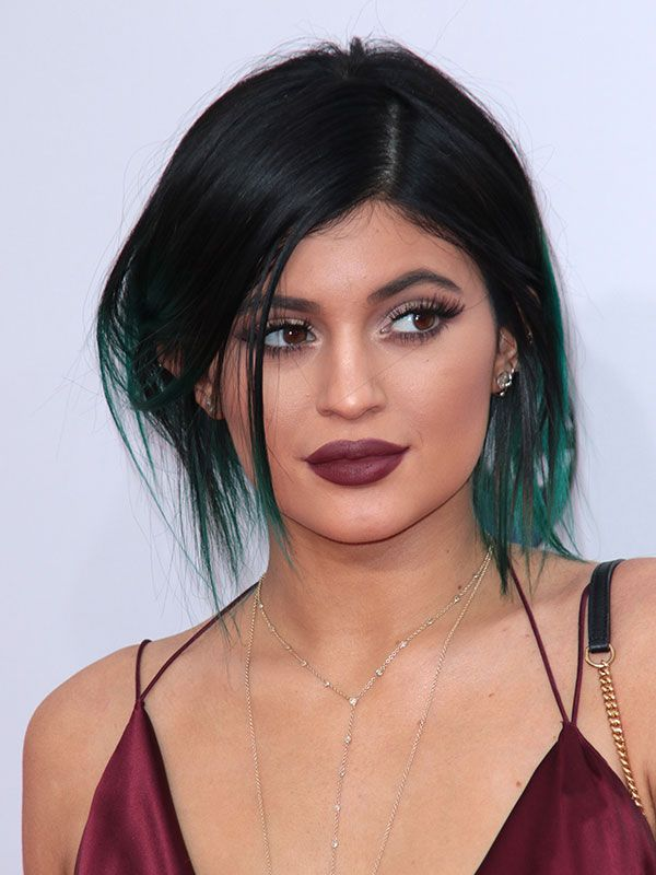 So, Kylie Jenner has dreadlocks now.