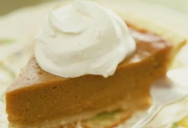 Classic Southern Sweet Potato Pie With Optional Marshmallow Topping