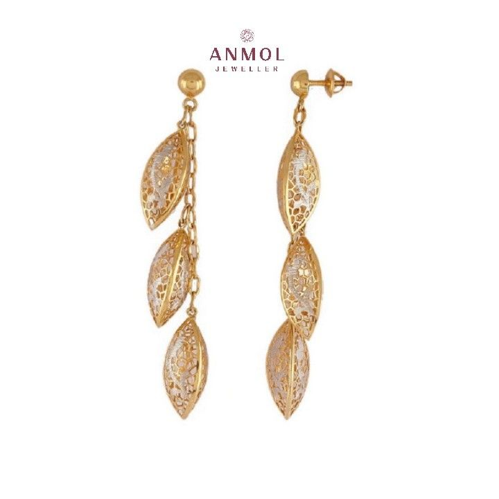 The Designer Earring   PRODUCT LINK :  👇  http://anmoljeweller.com/product.php?pid=192  SHOP NOW :  Anmoljeweller.com    👈  #anmol_ jeweller #gold #diamonds #signity #bridetobe #blingbling #jewel #jewelry #latest #design #fashion #jewelryblogger #jotd #lavish #stylish #royal #cute #art #beautiful #engagementrings #ladiesjewelry #designerring #jewelrydesign #fashionjewelry #ringband #exclusive #finejewelry #whitegold #jewelrygram #forever