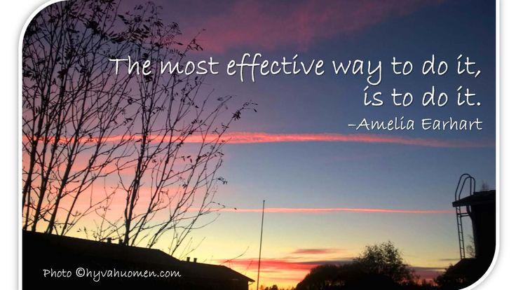 Motivoitunutta alkavaa viikkoa kaikille! Let´s all have a great, motivational week!
