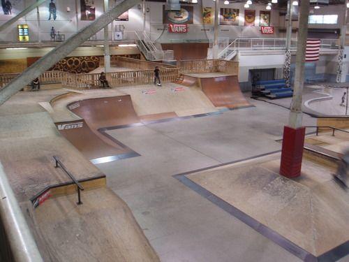 indoor skatepark toronto - Google Search