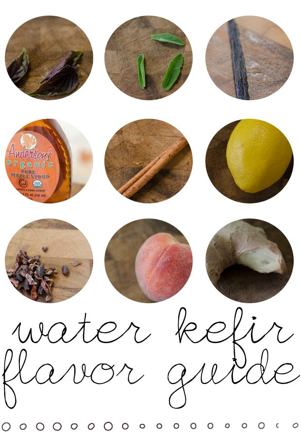 Water Kefir soda {flavors} - a fermented drink (cultured drink) that is so good for you, easy to make and fun to customize with various flavors!