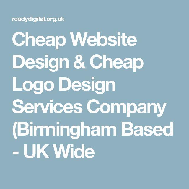 Cheap Website Design & Cheap Logo Design Services Company (Birmingham Based - UK Wide