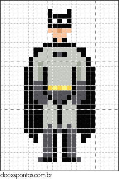 Batman / hama perler beads