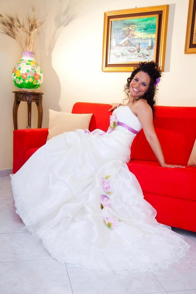 Lia Di Maggio bride