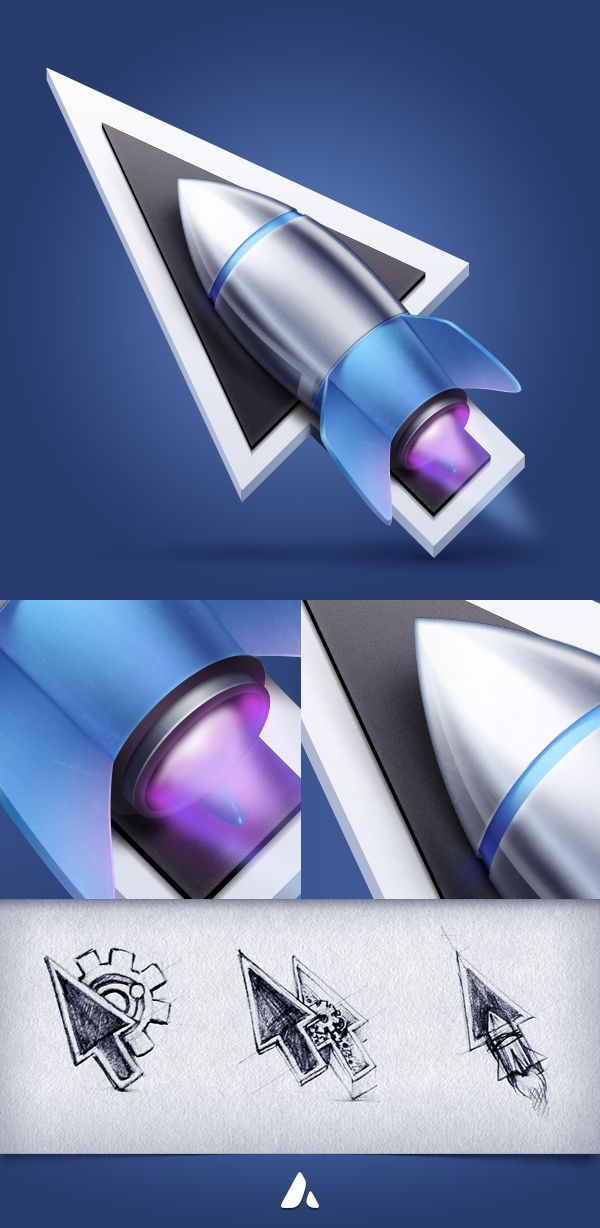 SmoothMouse by Ampeross , via Behance