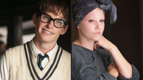 Stephen Hawking or Effie Trinket for best transformation? You decide.
