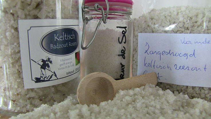 Zowel in Keltische zeezout als in Himalaya zout zijn er 84 sporenelementen en mineralen aanwezig. Keltisch zeezout wordt op traditionele wijze geoogst.