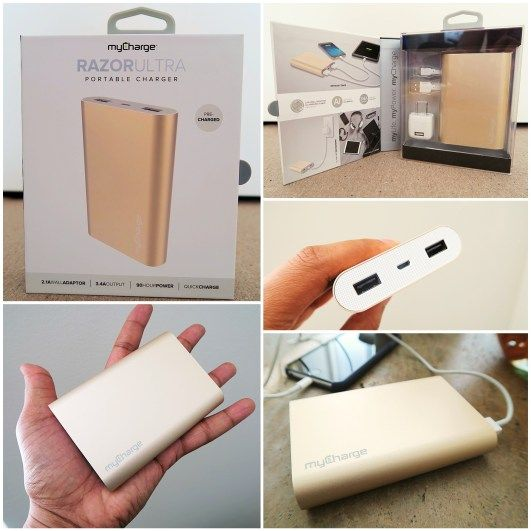 RAZOR ULTRA PORTABLE CHARGER BY MY CHARGE - brandnewdaydesigns