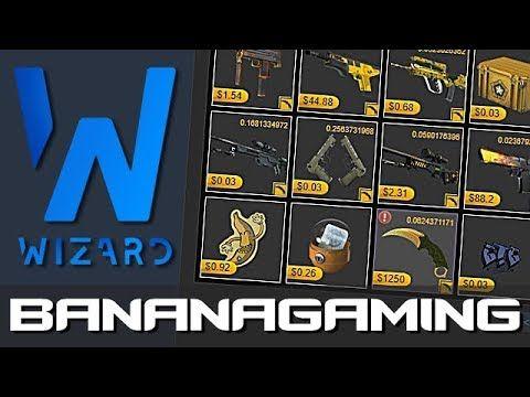 SteamWizard Info by Banana Gaming