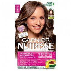Garnier Nutrisse 6 Acorn 1 pack, $14.99