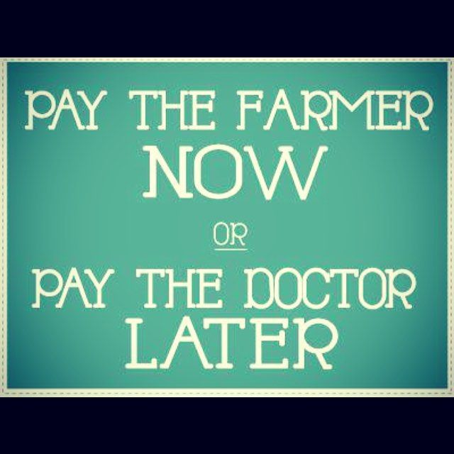 Do the good choose! Support your local farmers!  #quote #urbangarden  Follow us on Tsu too->http://ift.tt/157RpCf  #quotesboardUGR