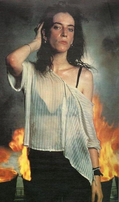 Patti Smith, 1978 by Annie Leibovitz #photography