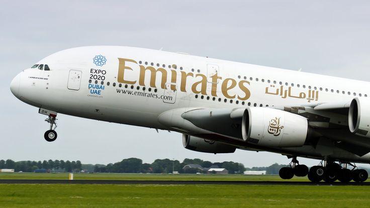 Emirates va zbura cu Airbus A380 spre Riviera Franceză, transfer cu elicopterul spre Monaco
