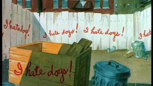 Regardez Tex Avery - Ventriloquist Cat (1950) par Tex Avery Cartoon sur Dailymotion
