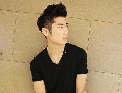 korean male hairstyles | 2013 Men Korean Hair Style