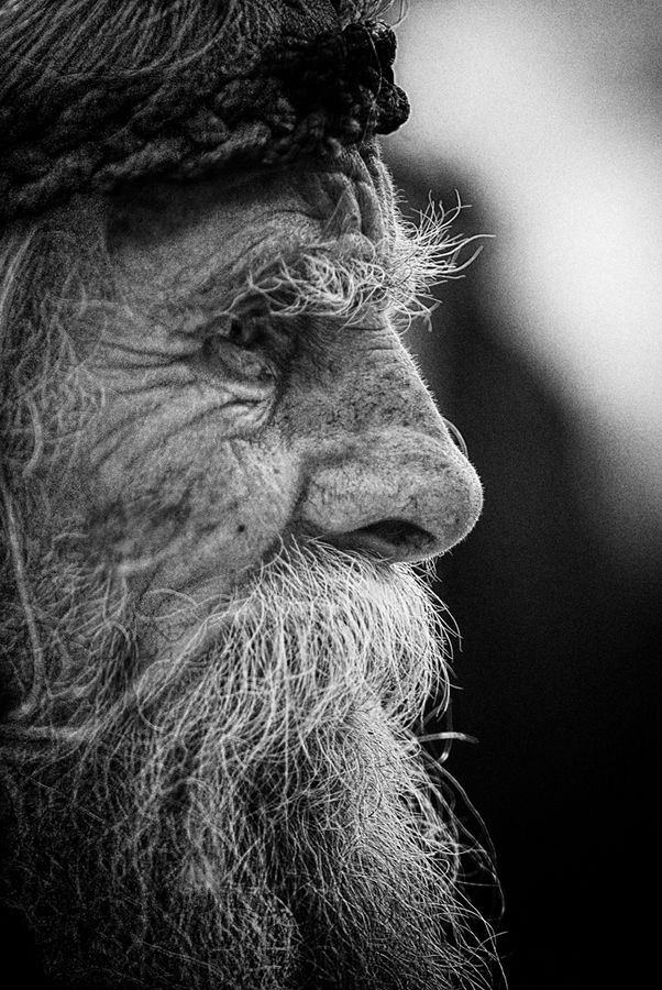 """The beauty of wrinkles, it doesn't symbolize """"being old"""" but instead the many…"""