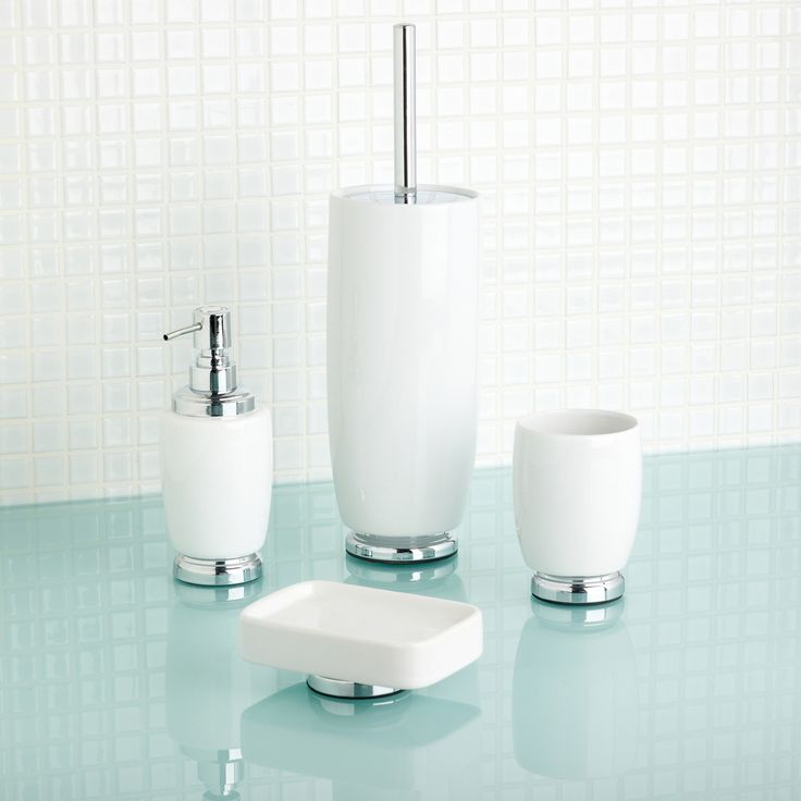 Debenhams White Salle De Bain Bathroom Accessories At