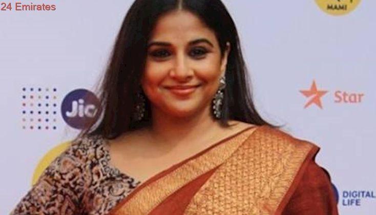Vidya Balan's birthday a personal affair