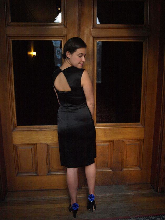LBD Series: Business in the Front, Party in the Back