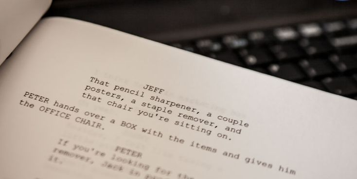 A GUIDE TO ADVANCED SCREENPLAY FORMATTING - FilmmakerIQ.com