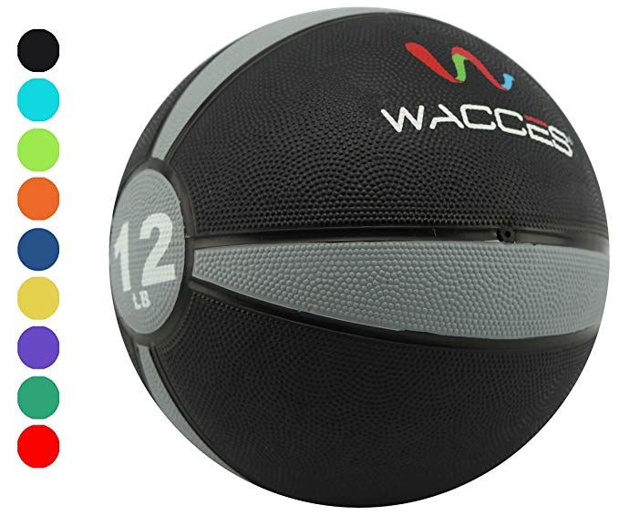 Wacces Weighted Fitness Medicine Ball Muscle Driver Review Medicine Balls Medicine Ball Medicine Fitness