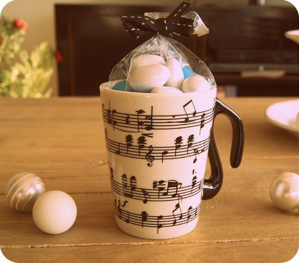 Müzik severler için #baskılı_kupa #ilginçhediyeler #giftomino