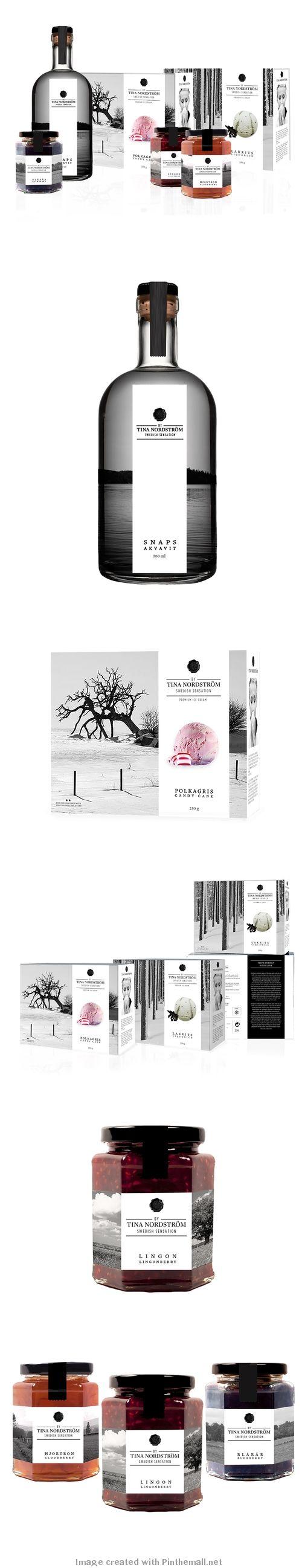 packaging / Tina Nordstrom #food