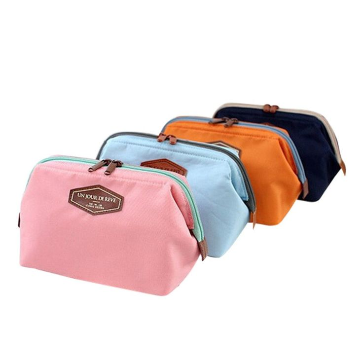 fashion travel cosmetic bag makeup bag canvas cosmetic cases storage bag travel toiletry bag