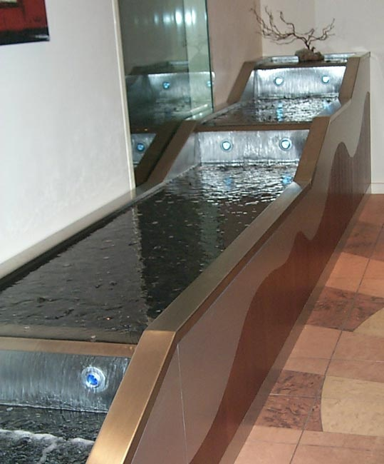 Stratco Stainless Steel Floor Trough Ablution Trough