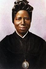 Learn about St. Josephine Bakhita and other holy African saints & blesseds!