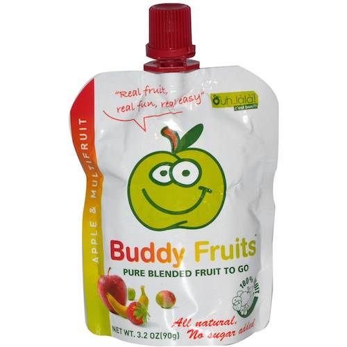 Nice! Save On Buddy Fruits Products With These Printable Coupons! Includes BOGO Printable Coupon!