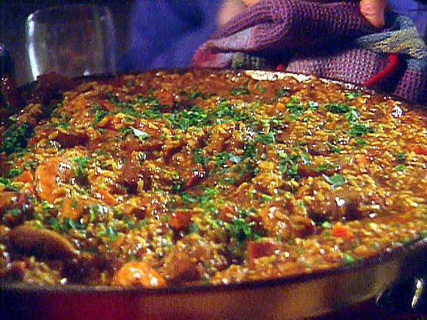 Picture of Spanish Style Paella Recipe