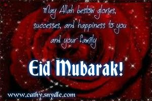 Eid Wishes, Messages and Eid Quotes