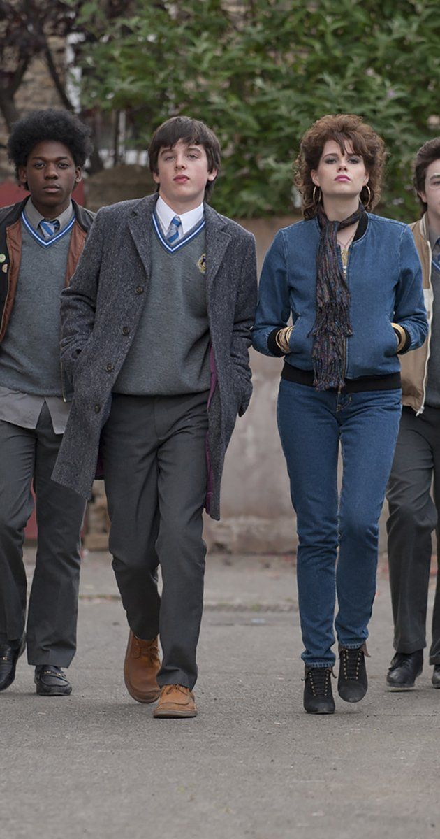 Sing Street -- at Sundance (2016). A boy growing up in Dublin during the 1980s escapes his strained family life by starting a band and moving to London.