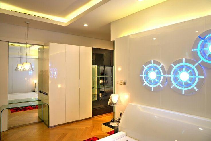 Master bedroom Belleza Apartment project