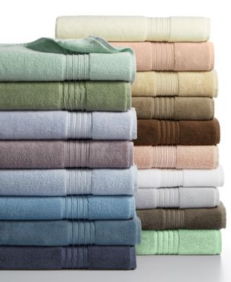 Hotel Collection Turkish Bath Towel Collection, 100% Turkish Cotton, Only at Macy's