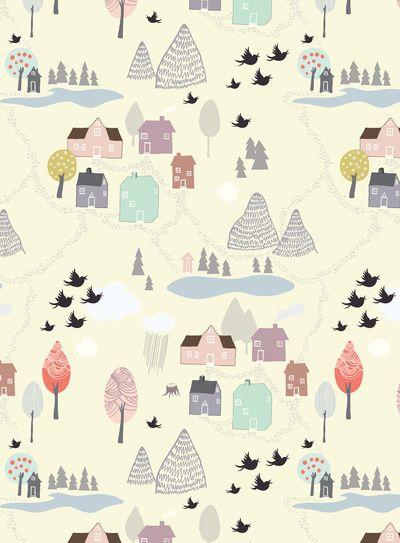 Viola Brun Designs #illustration    - for more inspiration visit http://pinterest.com/franpestel/boards/