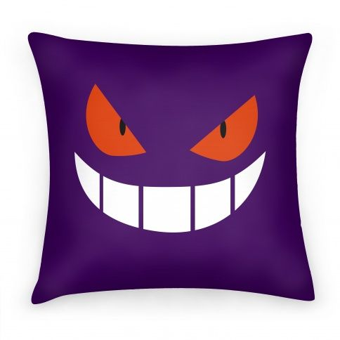 Gengar Grin Pillow