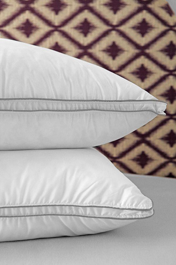 Slide View: 3: Allergy Shield Firm Pillow Set