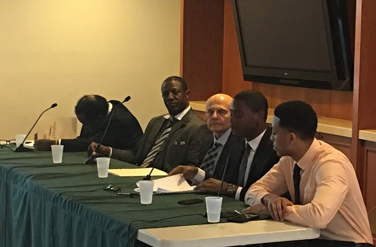 The University of Miami School of Law hosted a major summit this week focusing on the question of reparations for slavery in the Caribbean.
