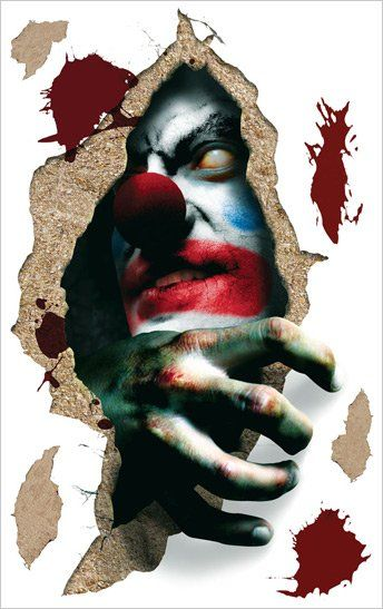 evil clown pictures - Google Search