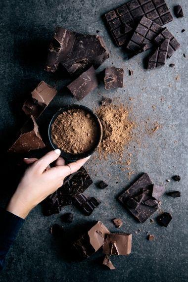 Spelt Chocolate Fondant Cakes | Gather & Feast