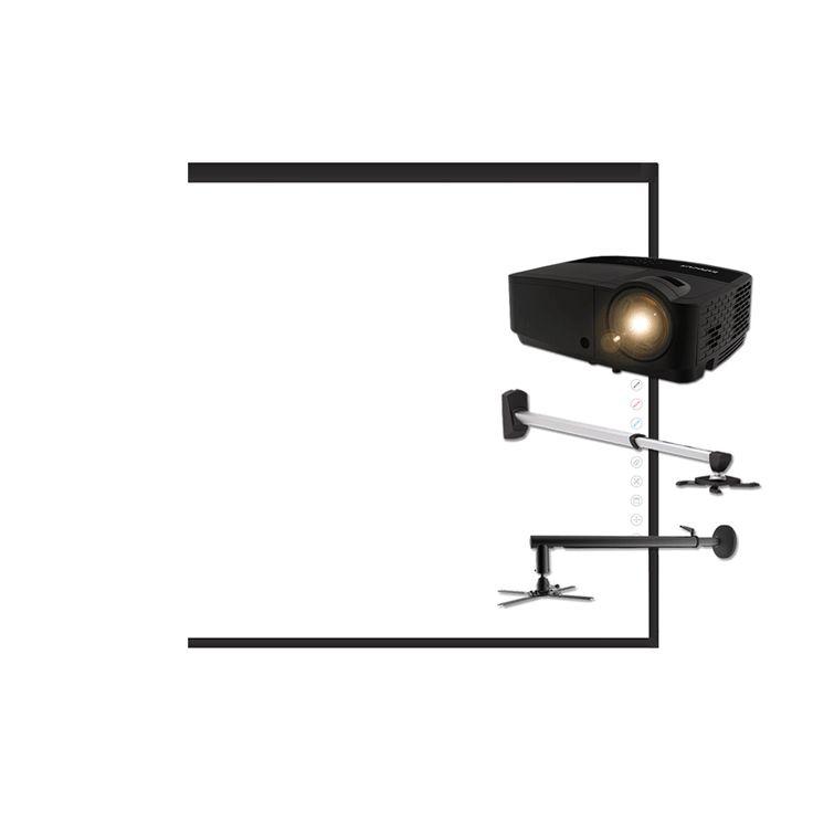 "Pachet Interactiv EDU Basic InFocus ST 82"" 208 cm"