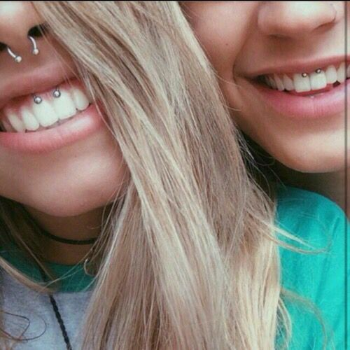 Septum, smiley, nose