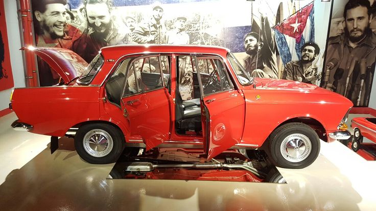 Varna Bulgaria socialist car museum..a awesome piece of history.